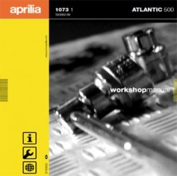 Aprilia Atlantic 500 workshop manual 2001 2010