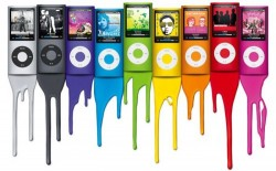 2GB 4th Generation MP4 Player(20pc/lot)